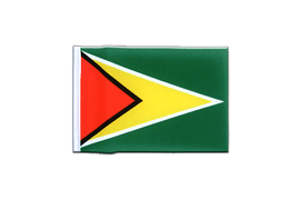 Guyana - Mini Flag 4x6""