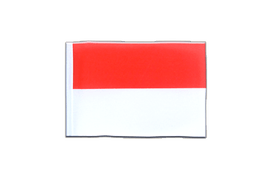 Indonesia - Mini Flag 4x6""