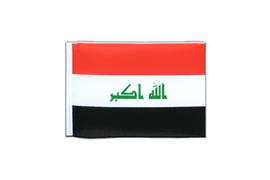 Iraq 2009 - Mini Flag 4x6""