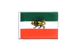 Iran Shahzeit - Mini Flag 4x6""