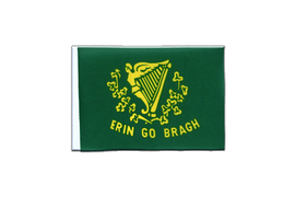 Erin Go Bragh - Mini Flag 4x6""