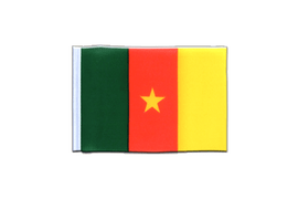 Cameroon - Mini Flag 4x6""