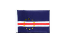 Cape Verde - Mini Flag 4x6""