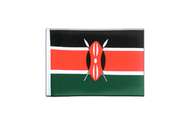 Mini Flag Kenya - 4x6""