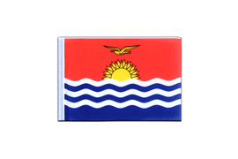 Kiribati - Mini Flag 4x6""