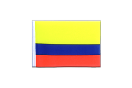 Colombia - Mini Flag 4x6""