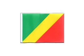 Congo - Mini Flag 4x6""