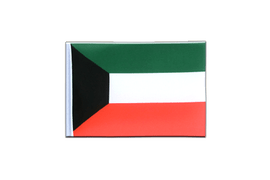 Kuwait - Mini Flag 4x6""