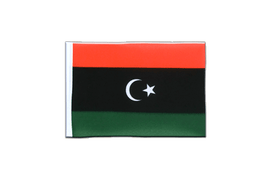Kingdom of Libya 1951-1969 Opposition Flag Anti-Gaddafi Forces - Mini Flag 4x6""