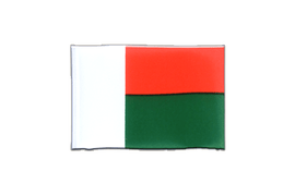 Madagascar - Mini Flag 4x6""