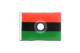 Malawi new - Mini Flag 4x6""