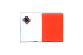 Malta - Mini Flag 4x6""