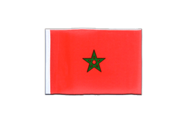 Morocco - Mini Flag 4x6""