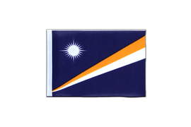 Marshall Islands - Mini Flag 4x6""