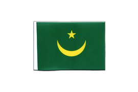 Mauritania - Mini Flag 4x6""