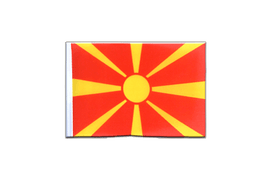 Macedonia - Mini Flag 4x6""