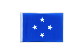 Micronesia - Mini Flag 4x6""