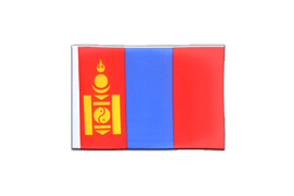 Mini Mongolia Flag - 4x6""