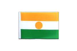 Niger - Mini Flag 4x6""