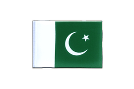 Pakistan - Mini Flag 4x6""