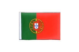 Mini Flag Portugal - 4x6""