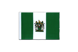 Rhodesia - Mini Flag 4x6""