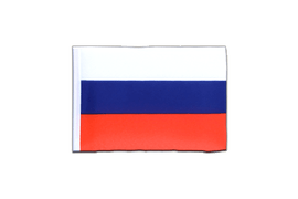 Russia - Mini Flag 4x6""