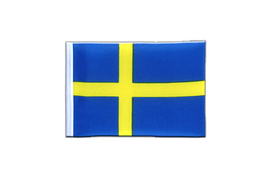 Mini Flag Sweden - 4x6""