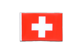 Mini Flag Switzerland - 4x6""