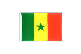 Senegal - Mini Flag 4x6""