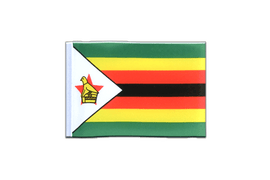 Zimbabwe - Mini Flag 4x6""
