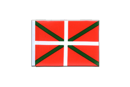 Basque country - Mini Flag 4x6""