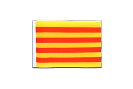 Catalonia - Mini Flag 4x6""