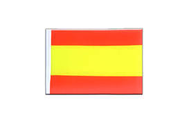 Spain without crest - Mini Flag 4x6""
