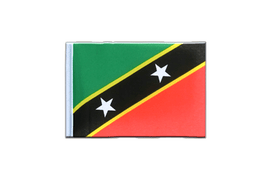 Saint Kitts and Nevis - Mini Flag 4x6""
