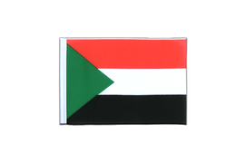 Sudan - Mini Flag 4x6""