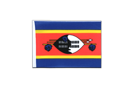 Swaziland - Mini Flag 4x6""