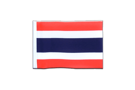Thailand - Mini Flag 4x6""