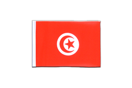 Mini Flag Tunisia - 4x6""