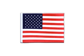USA - Mini Flag 4x6""