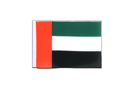 United Arab Emirates - Mini Flag 4x6""