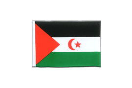 Western Sahara - Mini Flag 4x6""