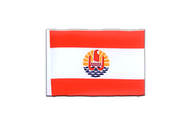 Mini Flag French Polynesia - 4x6""