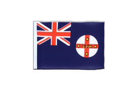 New South Wales - Mini Flag 4x6""