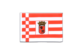 Bremen - Mini Flag 4x6""