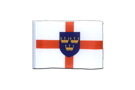 East Anglia - Mini Flag 4x6""
