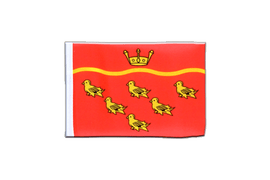 East Sussex - Mini Flag 4x6""