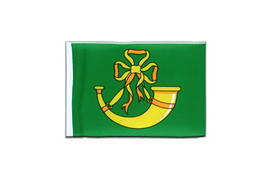 Huntingdonshire - Mini Flag 4x6""