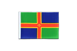 Lincolnshire - Mini Flag 4x6""