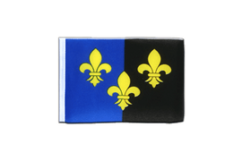 Mini Great Britain Monmouthshire Flag - 4x6""